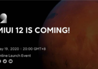 MIUI 12 global launch